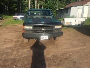 98 Chevy 1500 (for parts)