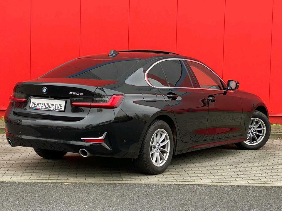 Auto mieten Autovermietung Auto leihen BMW 320 Sport Neues Model in Berlin - Wedding
