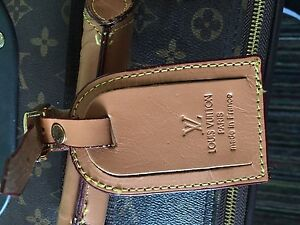 Valise LOUIS VUITTON made in France