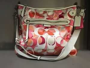 Coach kaleidoscope crossbody