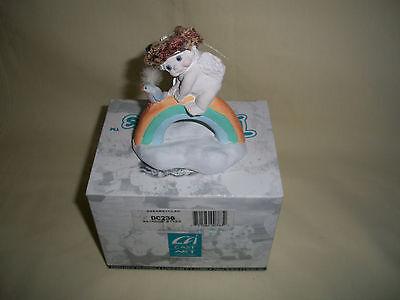 Dreamsicles Rainbow Rider DC236 Signed by Kristin 1995 *MIB*