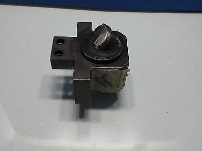 Hardinge Brother Cnc Lathe Super Slant Sb-1h Turret Tool Holder Tooling
