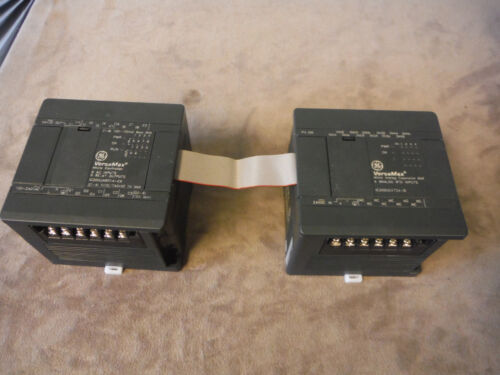 GE Fanuc IC200UAR014 VersaMax Micro Controller PLC 8 Point DC In 6 Realy Out 24V