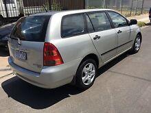 2006 Toyota Corolla wagon service books AUTO! Coburg North Moreland Area Preview