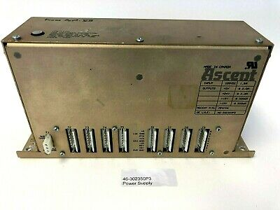 Ge Amx4 46-302350p3 Portable X-ray Power Supply