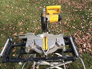 """12"""" mitre saw with stand"""