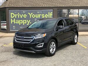 2018 Ford Edge SEL/AWD/LEATHER/SUNROOF/NAVIGATION