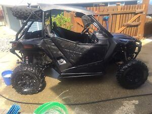 2015 Arctic Cat 700 Wildicat sport limited side by side