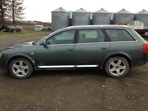 Audi AllRoad for parts
