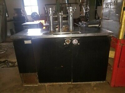5 Draft Beer Cooler - Black