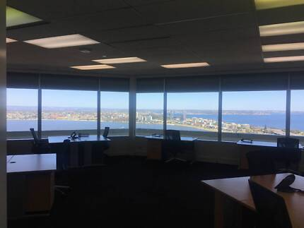Stunning Swan River View team office for 18 people