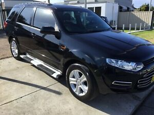 FORD TERRITORY TS AUTOMATIC TURBO DIESEL 7 SEATER SUV Fairy Meadow Wollongong Area Preview