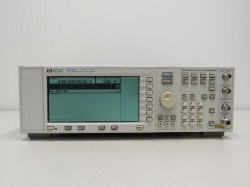 HP Agilent Keysight E4421B ESG Series Signal Generator 3 GHz