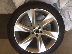 Infiniti FX or QX wheels and tires