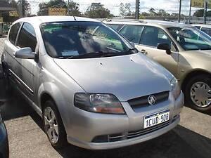 2008 Holden Barina Hatchback WITH 131100 KM Maddington Gosnells Area Preview