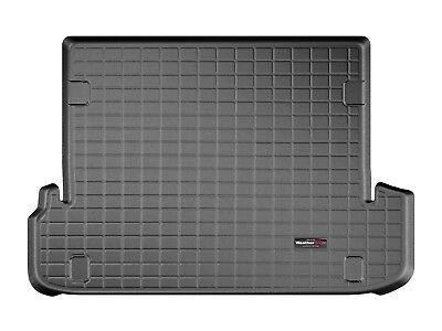 WeatherTech Cargo Liner Trunk Mat for Lexus GX460 w/ Dual Zone 2010-2018 Black