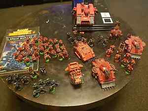 Warhammer blood angels North Plympton West Torrens Area Preview