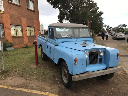 Series 2 Land Rover