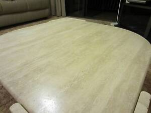 Solid stone coffee table Coorparoo Brisbane South East Preview