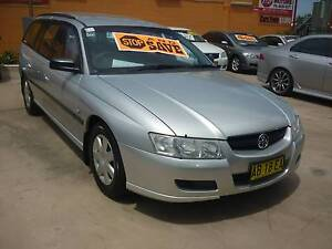 2004 Holden Commodore VZ Wagon AUTO, THIS WEEK SPECIAL Harris Park Parramatta Area Preview