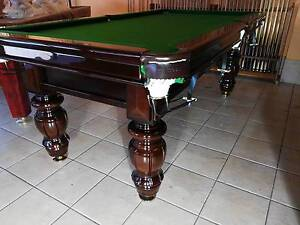 King George pool tables Kilkenny Charles Sturt Area Preview