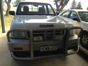 2003 Ford Courier Ute Geraldton Geraldton City Preview