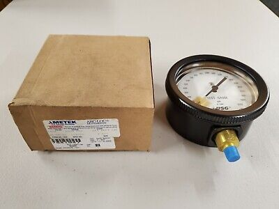 Ametek 133252 2000-psi 4-12 Pressure Test Gauge Nib