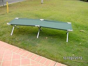 Sturdy new camp stretcher Tewantin Noosa Area Preview