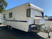 Modern Caravan - Tandem - AS TRADED - NEEDS WORK Warragul Baw Baw Area Preview