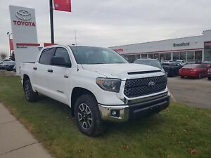 2018 Toyota Tundra Only 500 Km's, TRD, Crew Max, 4x4