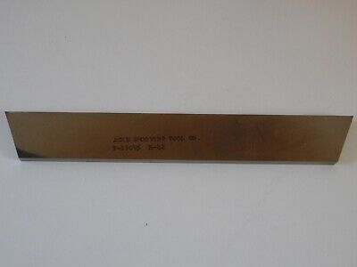 """Micro 100 RR-093-20 Carbide Retaining Ring Grooving Tool .093//.095/"""" Width"""