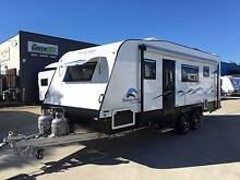 2016 Snowy River Ensuite Family / Bunk Caravan Shower Toilet Clontarf Redcliffe Area Preview