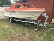 Boat and trailer  Romsey Macedon Ranges Preview