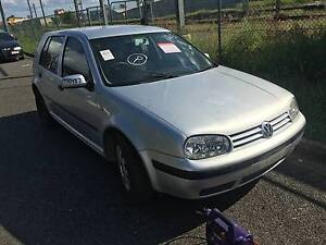 Volkswagen Golf 2003 SILVER WRECKING FOR PARTS Yeerongpilly Brisbane South West Preview