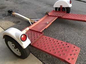 Classic Car Tow Dolly w/Brakes