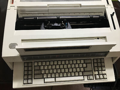 Ibm Wheelwriter 30 Series 2 Ii Electronic Typewriter W Led Screen
