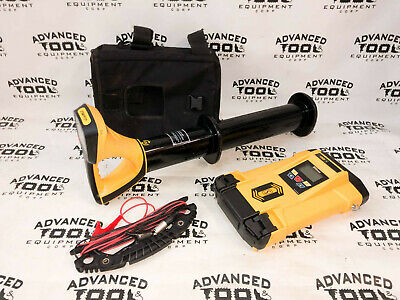 Vivax Metrotech Vlocml2 Pipe Cable Ball Marker Locator W Transmitter Loc-5stx