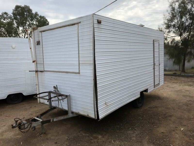 4481f4850a  PENDING  Food van food truck spare room mobile office shed ...