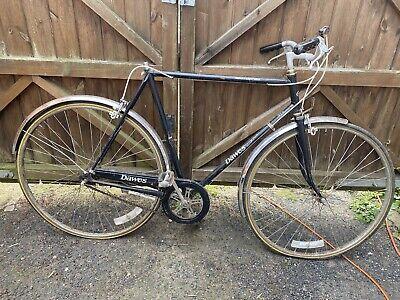 BARN FIND RARE OLD VINTAGE ANTIQUE BIKE, DAWES DIPLOMA HAND BUILT BICYCLE