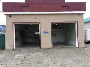 Merritt bc commercial shop for lease
