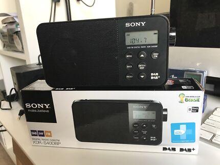 Sony DAB/DAB+ radio