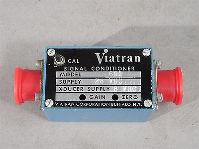 Viatran Transducer Signal Conditioner Model 601