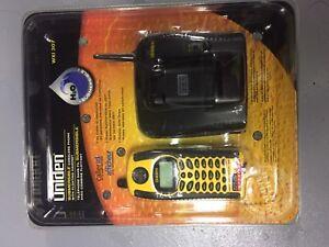 Uniden Waterproof Phone