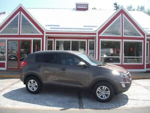 2013 Kia Sportage LX HEATED SEATS!! BLUETOOTH VOICE ASSIST!! MP3