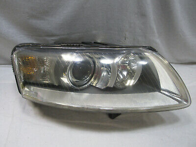 AUDI A6 S6 HEADLIGHT XENON HID AFS COMPLETE RIGHT OEM 2005 2006 2007 2008