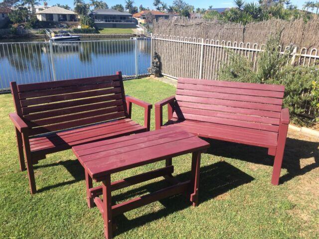 Jarrah Outdoor Setting | Other Furniture | Gumtree Australia Gold Coast  City   Bundall | 1153383121 Part 79