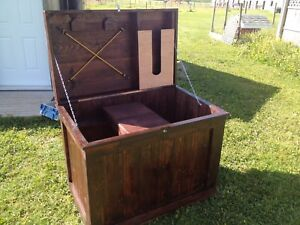 Tack Trunk/Boxes & Saddle Cabinets!