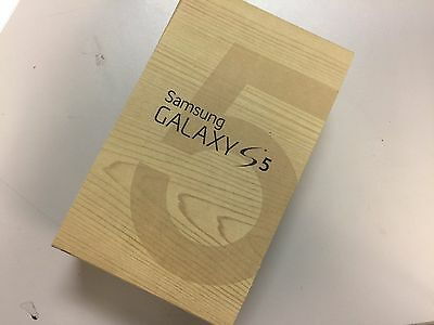 New Samsung Galaxy S5 SM-G900P 16GB - Charcoal Black (Sprint) Clean ESN. Shadow