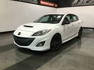 MAZDASPEED 3 -CUIR-SUPER PROPRE-JAMAIS ACCIDENTE