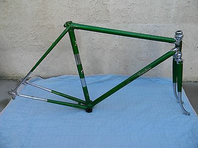 1961 Bianchi Competizione Frameset Campagnolo 53 cm. Vintage Italian Bicycle VGC